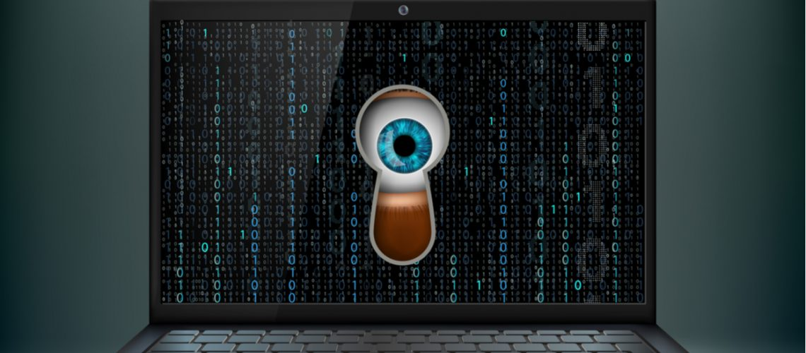 Hackers Accessing Laptop
