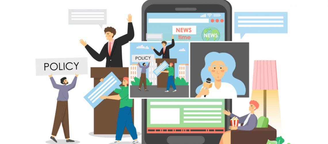 Social Media on World Politics